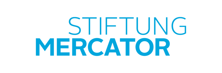 Logo of the Stiftung Mercator